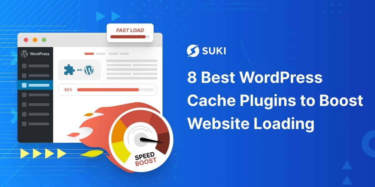 best wordpress cache plugins to boost site loading
