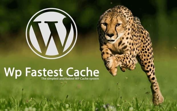 Best WordPress Cache Plugin is WP Fastest Cache