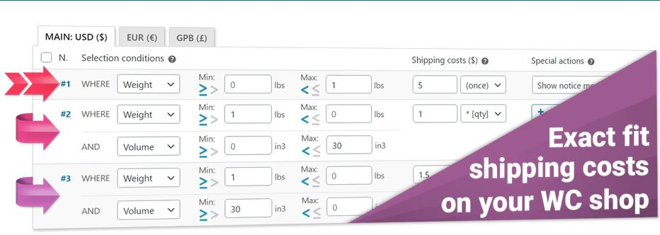 Fish and Ships is one of the best woocommerce shipping plugins
