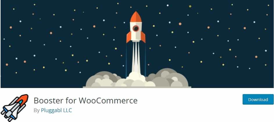 best woocommerce shipping plugins: Booster for WooCommerce