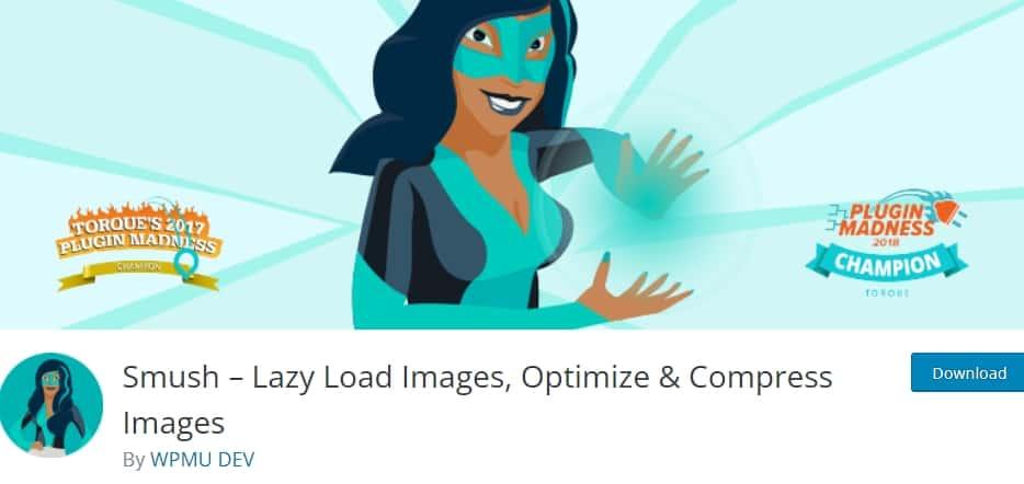 Smush: best image compression plugin you should use